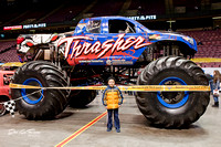 Monster Jam 2012 IZOD Center