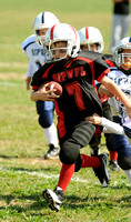 SIPWFL Lions vs Falcons Mighty Mites 9-18-10