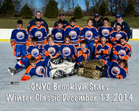 Stars Outdoor Winter Classic 12-13-14