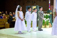 Aidan & Joseph's First Holy Communion