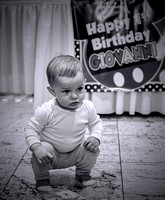 Giovanni's 1st Birthday